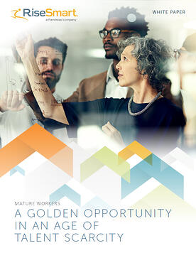 Mature Workers: A Golden Opportunity in an Age of Talent Scarcity cover
