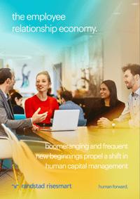 the employee relationship economy